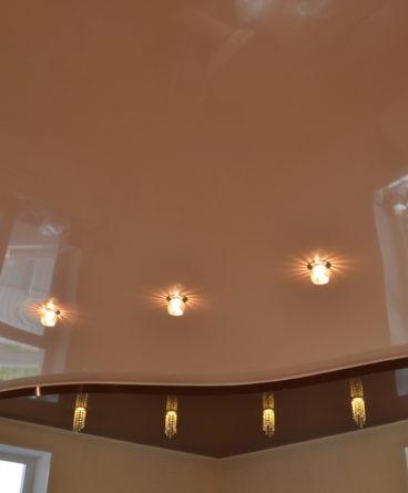 натяжные потолки от «МастерПроф»