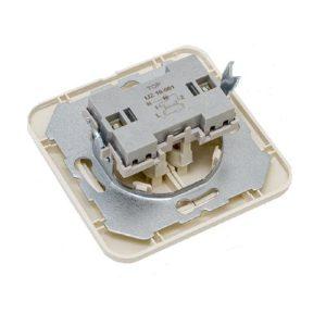 Выключатель клавишный KU-1 Алютех(Alutech)